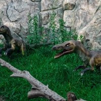 Динозавры вернулись :: Света Кондрашова