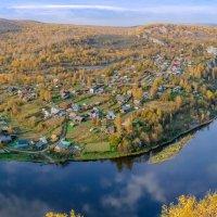 Выше облаков :: Андрей Кутырев