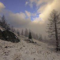 На горы взор, пусть неутомимым будет 15 :: Сергей Жуков