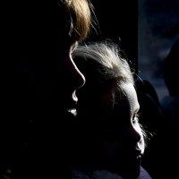 Мать и дочь :: Людмила Синицына