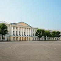 Советская площадь в Ярославле. :: Лия Таракина