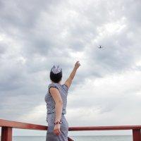 Провожая самолеты :: Виолетта