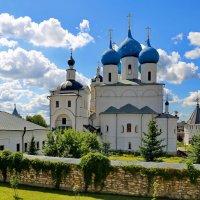 Зачатьевский собор Высоцкого монастыря :: Евгений Голубев