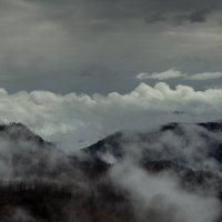 Рождение облаков :: Алексей (АСкет) Степанов