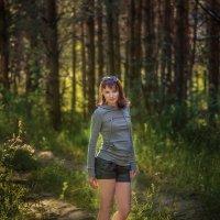 На лесной дорожке :: Вера Сафонова