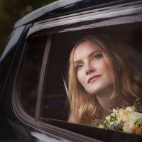 О чём думает невеста?.. :: Александр Воронов
