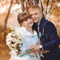 Алена и Антон :: Евгения Чернова
