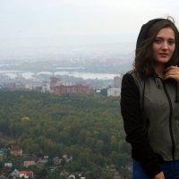Туманный город :: Дмитрий Петров
