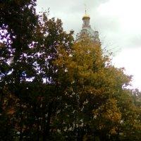 Александра-Невская Лавра осенью. (Санкт-Петербург) :: Светлана Калмыкова
