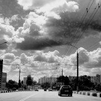 тучи над городом :: Александр Прокудин