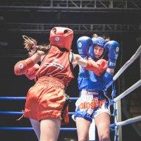 Женский бокс :: Александр Колесников