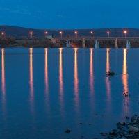Мост через реку Колыма. :: Ирина Токарева