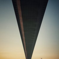 Под Босфорским мостом :: Екатерина Аматова