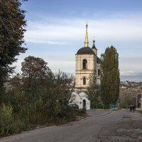 Старейшая в Ельце каменная церковь :: Яков Реймер