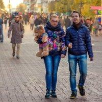 Просто пешеходы :: Наталья Мячикова