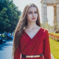 Lady in Red :: Андрей Великолепный