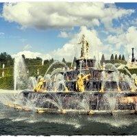 Фонтан Латона / Франция, Версаль (август 2012) :: DimCo ©