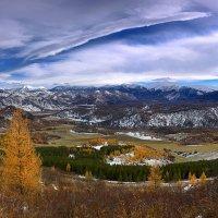 На горы взор, пусть неутомимым будет 19 :: Сергей Жуков
