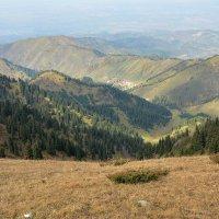 горные склоны :: Горный турист Иван Иванов