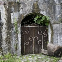Дверь в сказку :: Юлия Васильева