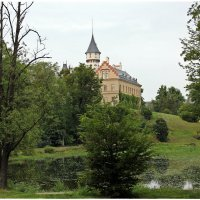 Мой любимый Замок Радунь... :: Dana Spissiak