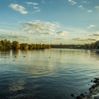 Москва - река :: Александр Аполонов