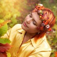 моя золотая осень... :: Фотохудожник Наталья Смирнова