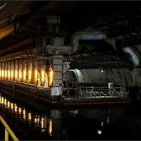 Подземный док :: Кай-8 (Ярослав) Забелин