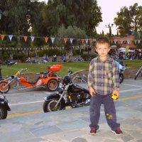 На выставке мотоциклов 01.10.2016 :: Оля Богданович