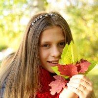 Осенний портрет :: Еlena66