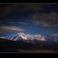 Пяти минутами ранее был снег... Алтай :: Павел Сухоребриков