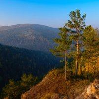 На отрогах Торгашинского хребта :: Дмитрий Брошко