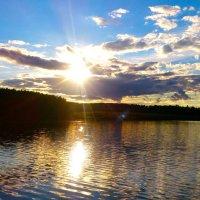 Волшебный пруд :: Мария Степунина