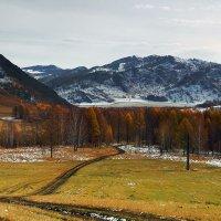 На горы взор, пусть неутомимым будет 22 :: Сергей Жуков