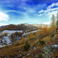 На горы взор, пусть неутомимым будет 24 :: Сергей Жуков