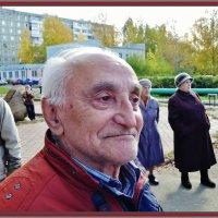 День пожилого человека ,  уже 82 года :: Святец Вячеслав