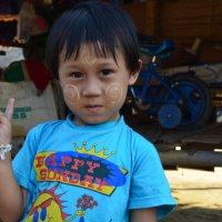 Лица Таиланда :: Владимир Куликов