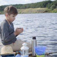 ловись рыбка большая,да маленькая :: Ольга Русакова