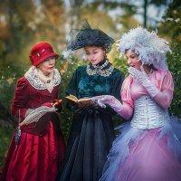 Барышни читают Баркова :: Виктор Седов