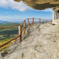Пещерный монастырь Челтер-Мармара :: Zinaida Belaniuk