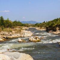 Быстрая река.. :: ФотоЛюбка *