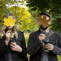 осень в глазах :: Александра Кондакс