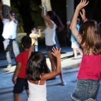 дети на дискотеки :: Таня