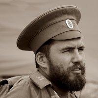 ... солдат ... :: Дмитрий Иншин