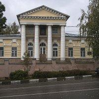 Краеведчиский музей. :: Яков Реймер