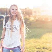 IN the arms of the SUN. В объятьях солнца. Фотограф в Белгороде Руслан Кокорев. :: Руслан Кокорев