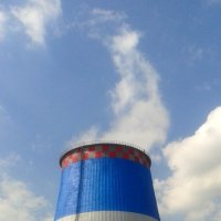 Памятник горячей воде :: Мила