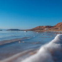 Берег Мертвого моря :: Екатерина Исупова
