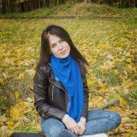 Осень.... :: Елена Панькина