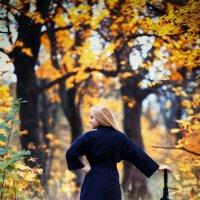 Мисссс  осень :: Андрей